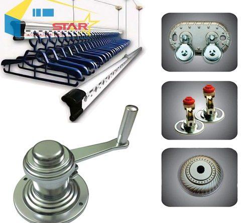 GIÀN PHƠI THÔNG MINH KG990, giàn phơi quần áo thông minh nhập khẩu, sản phẩm nhập khẩu chính hãng Hàn Quốc, Giàn phơi KG990