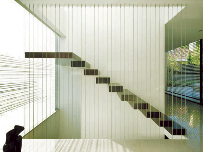 làm lưới an toàn cho cầu thang, lưới an toàn cho cầu thang, thế nào là lưới an toàn cho cầu thang, lan can cầu thang, lưới cầu thang