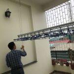 Sửa chữa giàn phơi thông minh tại quận Tân Phú