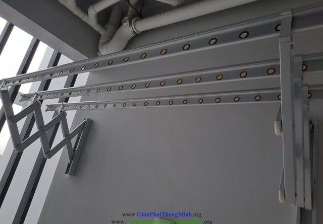 Giàn phơi thông minh gắn tường, Giàn phơi gắn tường, giàn phơi, giàn phơi truyền thống, giàn phơi gắn tường, Gianphoithongquanaominh.org