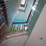 Vì sao lưới an toàn cầu thang tại TPHCM ngày càng quan trọng?